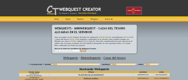 Cómo Crear Una Webquest Blog De Scolartic